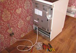 Подключение электроплиты. Бийские электрики.