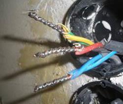 Правила электромонтажа электропроводки в помещениях. Бийские электрики.