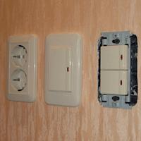 Монтаж, ремонт, замена выключателей Бийск